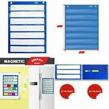 Daily 5 Pocket Chart Cards Magnetic Pocket Chart With 10 Dry Erase Cards For Standards