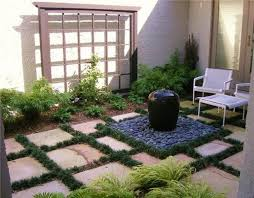Small Picture Small Front Yard Courtyards small courtyard garden ideas various