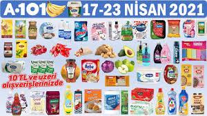 A101 29 Nisan 2021 Aktüel Kataloğu  Gıda ve Temizlik Ürünleri  Haftanın  Yıldızları
