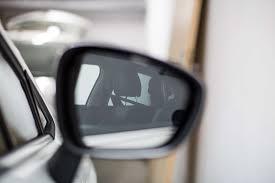 Sessel Auto Auto Stuhl Tür Garage Innenraum Spiegel