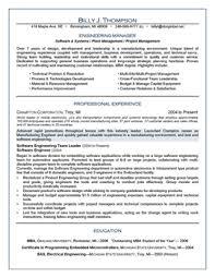 Strong Resume Best Resume