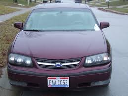 2003 Impala LS - Burgundy - Chevy Impala Forums