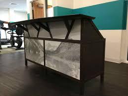 commercial reception desks