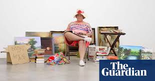 Duane Hanson: 'An artist tailor-made for the age of the selfie' | Sculpture  | The Guardian