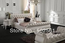 tufted bedroom furniture.  furniture 2017 new diamond tufted contemporary king size modern genuine leather  leisure bed made in china bedroom inside tufted bedroom furniture