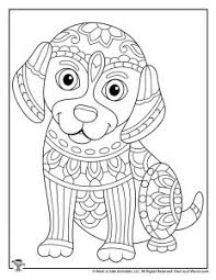 We have compiled for you a large collection of images with different animals. Animal Coloring Pages For Adults Teens Woo Jr Kids Activities