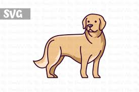 You can copy, modify, distribute and perform the work, even for commercial purposes, all without asking permission. Golden Retriever Illustration Graphic By Mybeautifulfiles Creative Fabrica