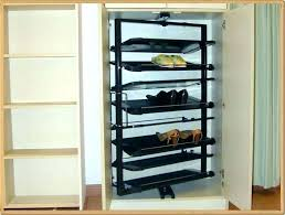 full size of diy wooden closet shoe rack cabinet storage shelves for organizer seat bathrooms delightful