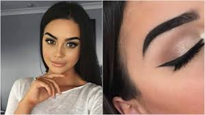 prom makeup for black