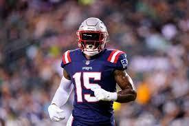 N'Keal Harry injury: Patriots WR placed ...