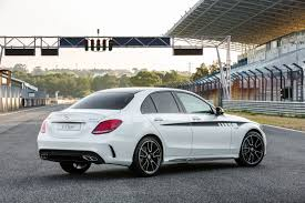 You Can Sharpen Up Your C-Class With These Mercedes-AMG ...