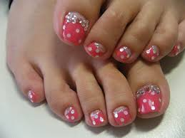 nail designs with diamonds and pearls