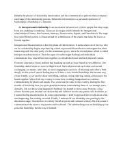 self perception essay adrian cardenas the johari window can 1 pages interpersonal relationships chapter 7 speech