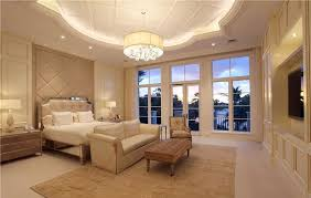 Decorative Trays For Bedroom Contemporary Tan Bedroom With Decorative Tray Ceiling And Outdoor 25
