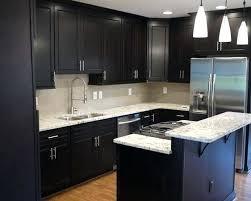 dark wood modern kitchen cabinets. Modern Dark Kitchen Cabinets Interior Small Kitchens With Of Stunning For Wood