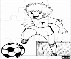 Anime Manga Puzzles Coloring Pages Printable Games