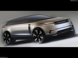Best Car Design 2018 Land Rover Range Rover Velar 2018 Design Sketches