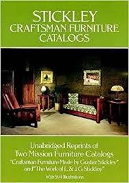 craftsman furniture. stickley craftsman furniture catalogs