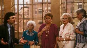 Chick Vennera of The Golden Girls and ...