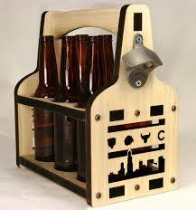 beer tote beer holder wooden beer tote chicago beer carrier beer tote