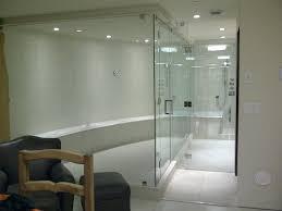 how to install glass shower door glass shower doors install glass shower door sweep