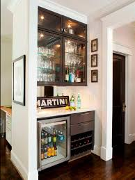 15 Inch Deep Wall Cabinets 15 Stylish Small Home Bar Ideas Hgtv
