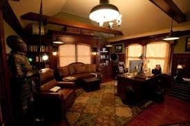 Crazy Steampunk Home Offices