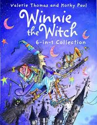 the winnie the witch stories are some of the very best books for kids that we read time and time again winnie s good deeds always go hilariously wrong