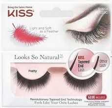 """<b>Накладные ресницы</b> Kiss <b>Looks so</b> Natural """"Eyelashes pretty ..."""