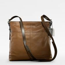 Lyst Coach Thompson Leather Large Zip Top Crossbody In Brown For Men