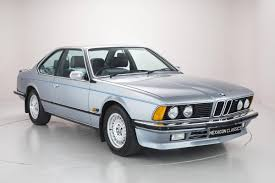 The Subtle Sharknose - BMW 635 CSi - Hemmings Motor News