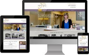 Dental Office Website Design Impressive Indianapolis Prosthodontist Dr John R Phelps Launches New Practice