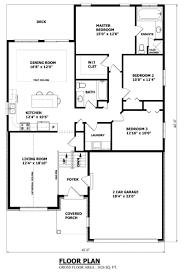 Canadian House Plans Canadian Ranch House Plans  raised bungalow    Canadian House Plans Canadian Ranch House Plans
