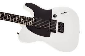 fender jim root telecaster® ebony fingerboard flat white jim root telecaster® flat white