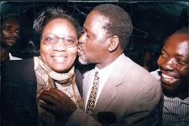 Image result for raila odinga in love with ida odinga