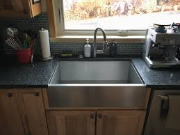 Farmhouse Sinks What I Think Of The Trend After Installing Mine