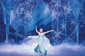 The producers have confirmed the full original australian cast in addition to jemma rix (elsa) and courtney monsma (anna) they announced a few weeks back. Let Yourself Go Sydney Pre Sales Begin October 21 Disney Frozen The Broadway Musical Australia New Zealand
