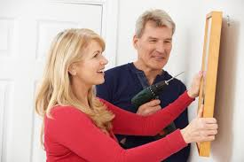 Image result for the right way to hang a picture on a wall