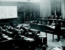 eyewitness to acirc doctors from hell acirc tells of nazi experiments on the nazi doctors trial in sessioncourtroom at the palace of justice the nazi doctors trial in session vivien spitz is at the far left end of the