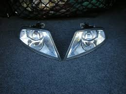 Ford Mondeo Fog Lights Switch