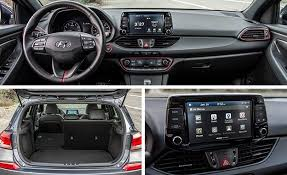 2018 hyundai hatchback. contemporary hatchback as with any hatchback cargocarrying practicality is an important  consideration the elantra gtu0027s cargo hold boasts 25 cubic feet of space  intended 2018 hyundai hatchback