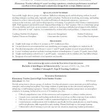 Teacher Assistant Resume From Student Activity Resume Template