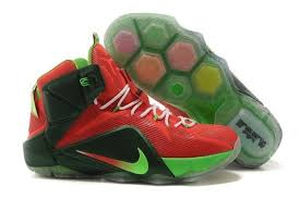 lebron shoes 2015 red. 2015 cheap nike lebron xii 12 mens basketball shoes chinese red green black on sale online lebron