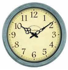 outdoor clocks the