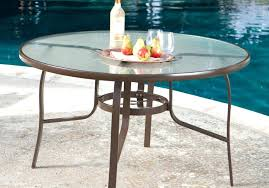 inch glass table top best picture with stunning round patio replacement for outdoor topper square coffee