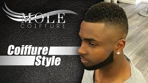 Coiffure Style Homme Mole Coiffure Youtube