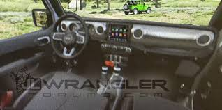 2018 jeep wrangler images. fine 2018 2018 jeep wrangler interior leaked image throughout jeep wrangler images o