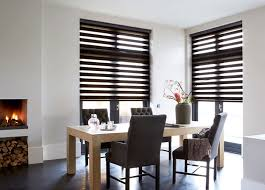 Dining Room Blinds Decoration
