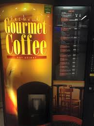 Premium Gourmet Coffee Vending Machine Adorable Arabicnah In Which A Crotchety Barista Reviews Mostly Horrible
