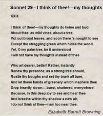 sonnet xxii elizabeth barrett browning bookish wordy  sonnet 29 analysis essay elizabeth barrett browning how do i love thee essay outline